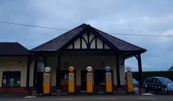 The Old Petrol Station